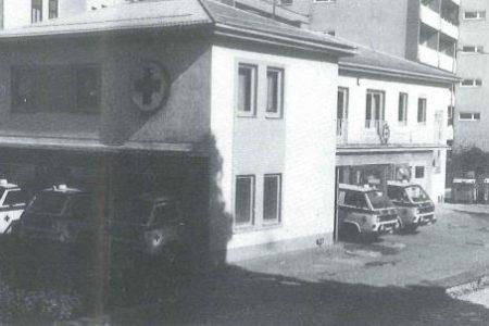 Rot Kreuz Stützpunkt Wienerstraße 13